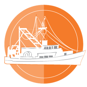 Infographics icon: Commercial Fisheries